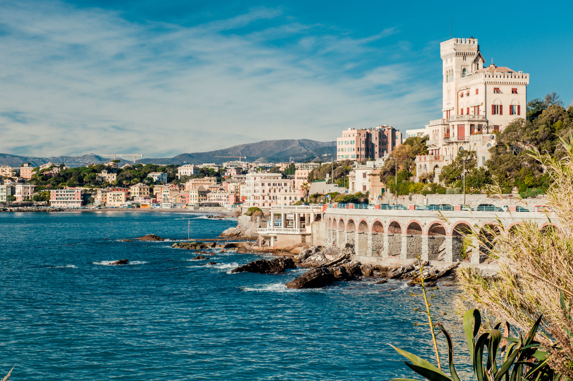 Servizi di Interpretariato a <br></noscript>Genova