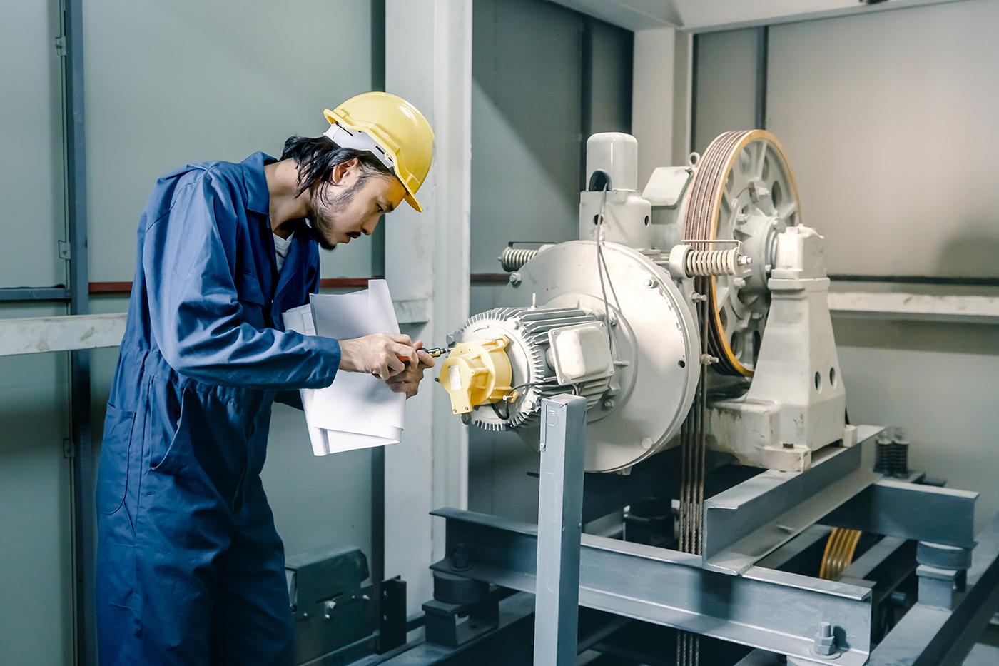 Traduzioni per il settore delle attrezzature industriali