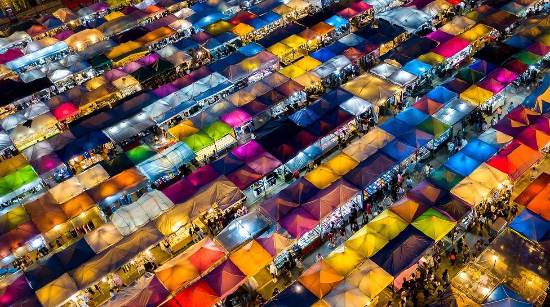 Organizzare una fiera all'estero - Global Voices